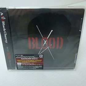 Acid BLOOD Cherry (DVD付き) [CD] 新品 yascd001939