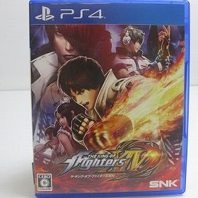 THE KING OF FIGHTERS XIV [PlayStation 4] 通常中古品 ybps4002564