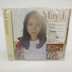 May J. Futuristic DVD付 [CD] 新品 yascd002590