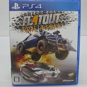 FlatOut 4: Total Insanity [PlayStation 4] 通常中古品 ybps4002606