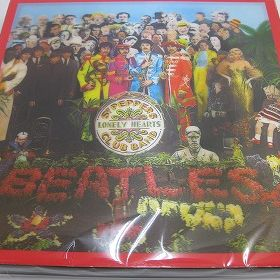 SGT. PEPPER'S LONELY HEARTS CLUB BAND (SUPER DELUXE) [CD] THE BEATLES ajcd0703