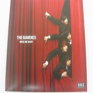ROCK ME BABY [Analog] [LP Record] THE BAWDIES arcd arcd0007