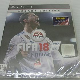 FIFA 18 Legacy Edition [PlayStation 3] asps30375