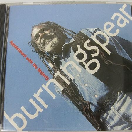 Appointment With His Majesty [輸入盤][CD] Burning Spear; バーニング・スピア aycd0098